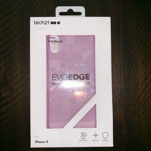 iPhone X/XS Tech 21 Evo Edge Case